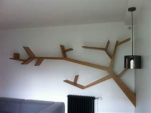 Etagere Bois Design : l gance bois artisan cr ateur cuisine salle de bain ~ Teatrodelosmanantiales.com Idées de Décoration