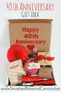 17 best ideas about 40th anniversary gifts on pinterest for Gift for 40th wedding anniversary