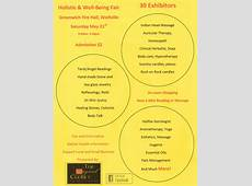Holistic & WellBeing Fair at Fire Hall, Greenwich May 21