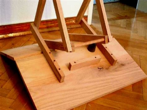buat meja kayu desainrumahidcom