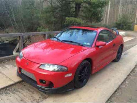 1997 Mitsubishi Eclipse Gsx For Sale by Mitsubishi Eclipse Gsx Turbo 1999 Low Buy It Nowdon T