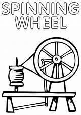 Wheel Spinning Coloring Pages Print sketch template