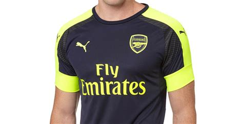 Arsenal's red & yellow kits for the 2016-17 Premier League season | Football (soccer) greatest goals and highlights | 101 Great Goals