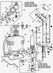 Solo Backpack Sprayer Parts Diagram