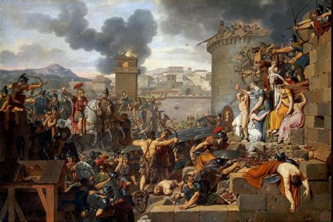 metellus raising the siege