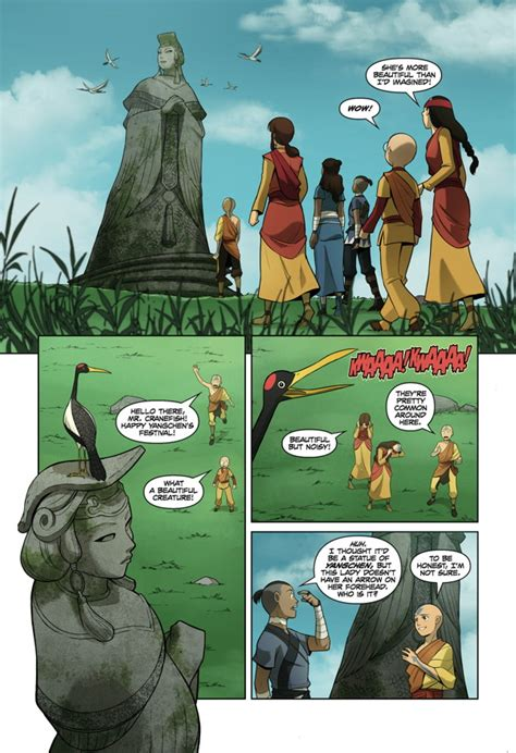 avatar rift comics airbender last comic dark horse toph series tpb daily read profile books common parents issue