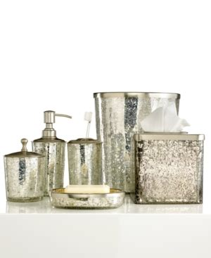 Gold Mercury Glass Bath Accessories by Bath Accessories For The Luxury Bath Hotel Spa Or