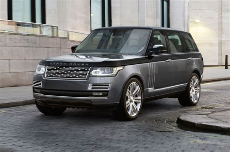 Land Rover Image by 200k 2016 Range Rover Svautobiography Unveiled