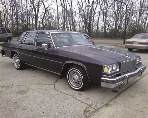 1980 Buick Lesabre by 1980 Buick Lesabre Information And Photos Momentcar
