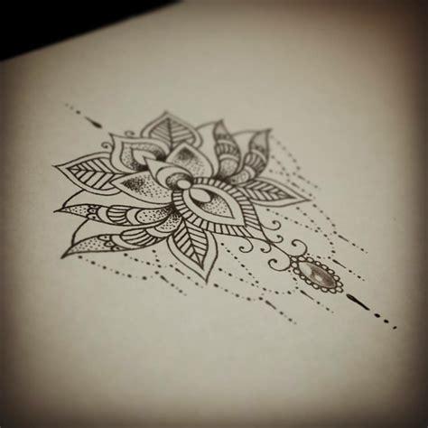 tatouage mandala signification  modeles pour vous inspirer