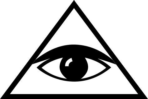 Illuminati Triangle Eye Pyramid Clipart Eye Pencil And In Color Pyramid Clipart Eye