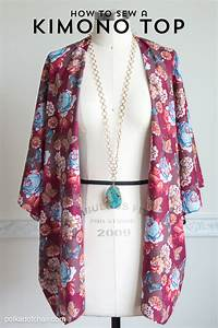 Related Keywords & Suggestions for kimono jacket sewing ...