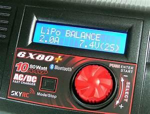 Skyrc 6x80 Bluetooth 80w Ac  Dc Rc Professional Balance