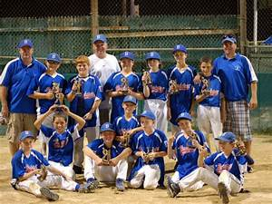 Braintree American's 11-A Little League Team Wins State ...