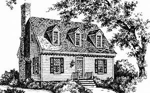 Our Colonial Cottage