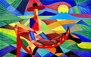 Famous, Abstract, Art, Pieces