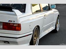 JawDropping E30 M3 Will Turn You into an OldSchool BMW