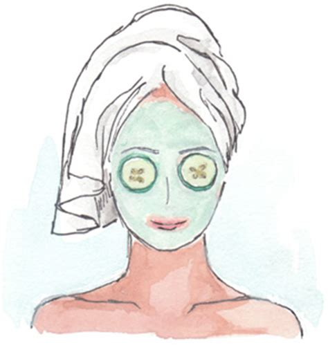 masque visage maison anti acn 233 traitement acn 233 naturel