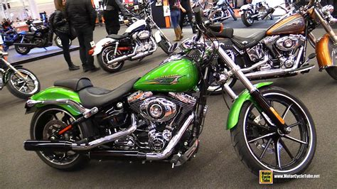 2015 Harley-davidson Cvo Breakout