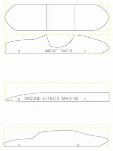 21 cool pinewood derby templates free sample example for Pine car templates
