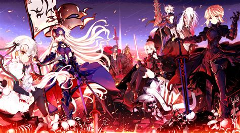 fategrand order wallpapers wallpaper cave