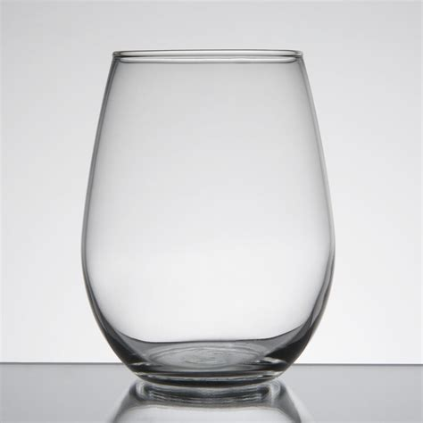 libbey   oz customizable stemless white wine glass