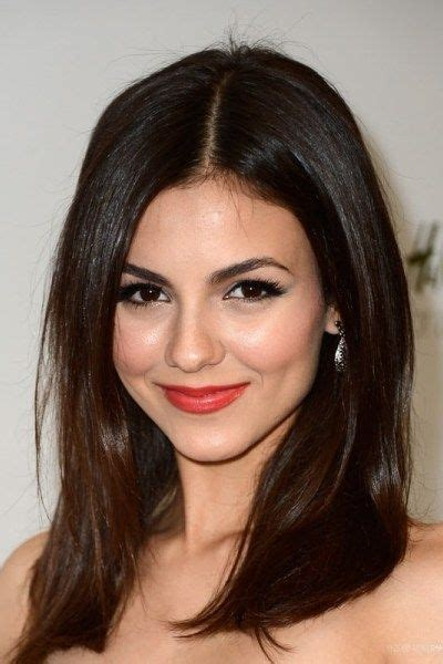 victoria justice shows   haircut  long necks   faces   style top