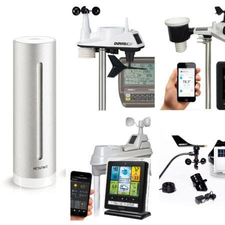 weather station stations homesteading