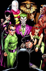 Who Has The Best Villains In Comics