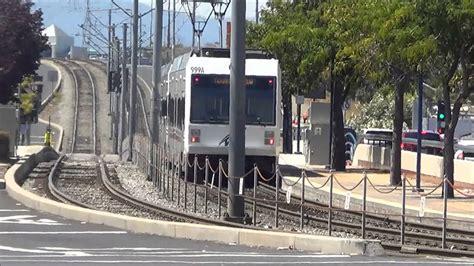 Santa Light Rail by 8 17 14 Hd Vta Light Rail In Santa Clara And