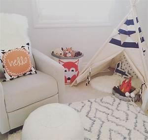 Theo, U0026, 39, S, Fox, Themed, Nursery