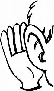 Human Ears Drawing At Getdrawings