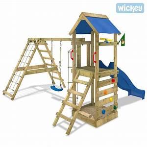 Schaukel Für Draußen : wickey starflyer spielturm kletterturm sandkasten blaue rutsche schaukel garten in spielzeug ~ Eleganceandgraceweddings.com Haus und Dekorationen