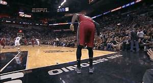 LeBron James Cramps Up, Gets Carried Off The Court After ...