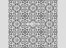 Abstract seamless pattern arabesque background Free
