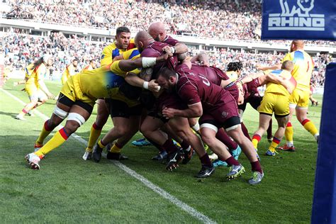 We advise to evaluate the result of prognosis from our website, and then 10 betters, who there similar match. Rugby - GEORGIA Vs. ROMANIA - 25-16 | Paata Vardanashvili | Flickr