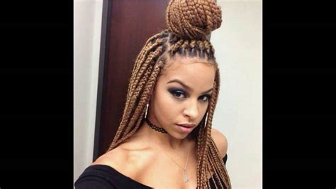 braided hairstyles  medium hair black women
