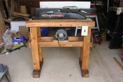jointer stand plans  woodworking jointer wood stands
