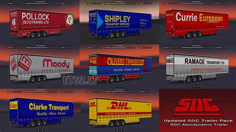Sdc Fixed/tweaked Trailer Pack *standalone*