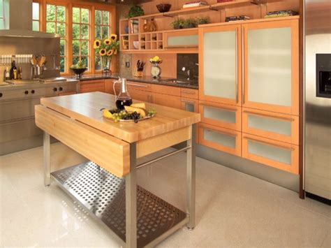 tiny kitchen island small kitchen island ideas for every space and budget