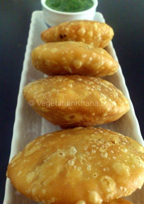 kachori cuisine recettes cuisiner