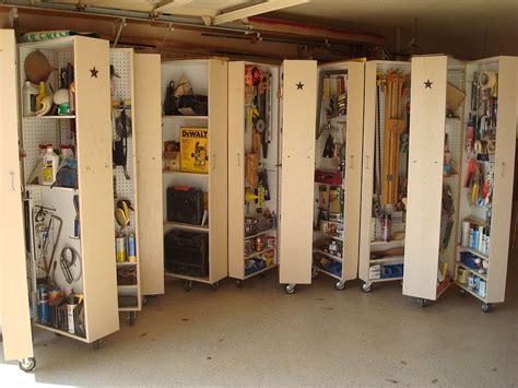 build   garage storage unit marketing visible