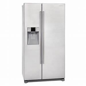 Sidebyside kuhlschrank mit wassertank daewoo fpn q 19 dacq for Sidebyside kühlschrank