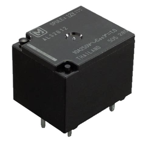 j hunt ls marshalls als2b12tw lsリレー 終了品 制御機器 電子デバイス 産業用機器 panasonic