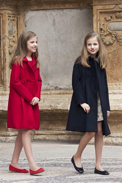 princess sofia princess leonor princess sofia  princess leonor  spanish royals
