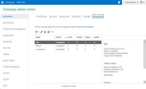Exchange Server Migration Resume by Exchange 2013 Batch Mailbox Migration 171 Msexchangeguru