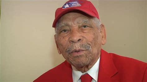 lumberton veteran remembers service tuskegee airman
