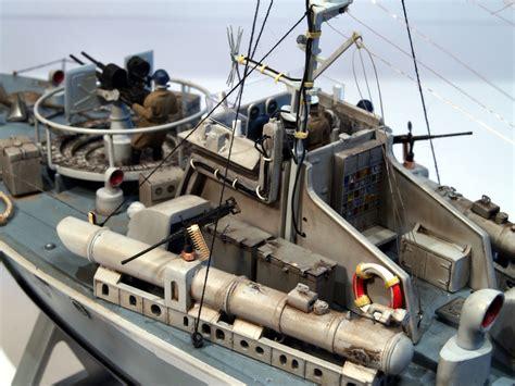 Model Boat Guns by Ships Plastic Models World