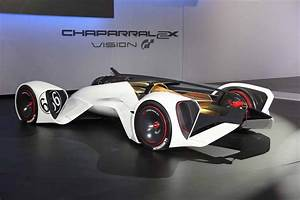 2019 Chevrolet Chaparral 2X VGT Concept Car Photos