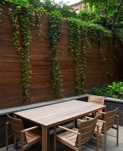gartenzaun kleingarten sichtschutz zaun oder gartenmauer 102 ideen f 252 r